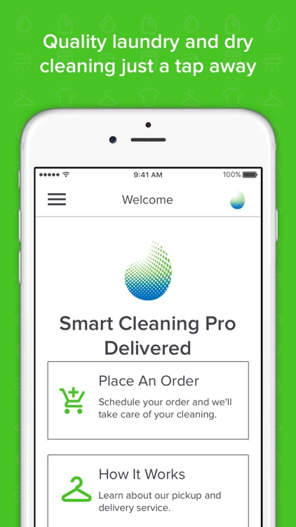 Smart Cleaning Pro Delivered