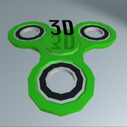 Fidget Spinner Simulation