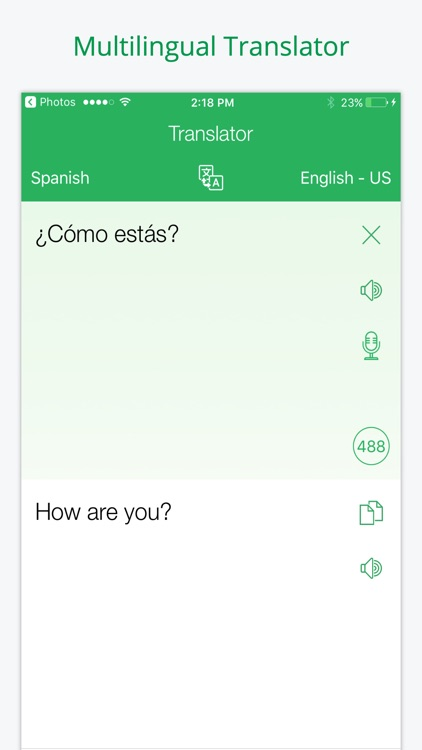Dictionary & Translator Pro screenshot-1