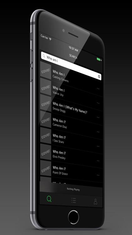 Premium Music Finder & Player