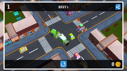 Traffic Jam HD 2017 screenshot three