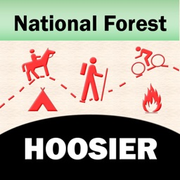 Hoosier National Forest – GPS Offline Navigator