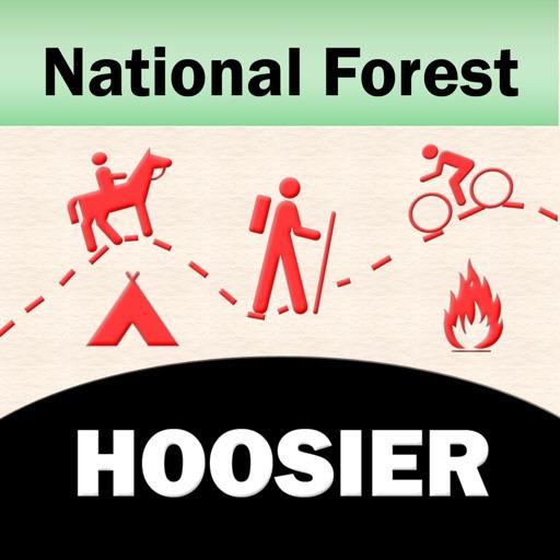 Hoosier National Forest – GPS Offline Navigator