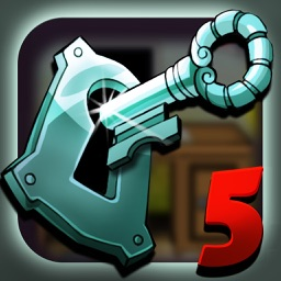 Room Escape - The Lost Key 5