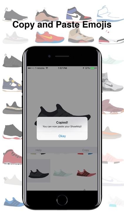 ShoeMoji - Sneaker Emojis screenshot-2