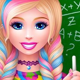 High School Dress Up - games for girls