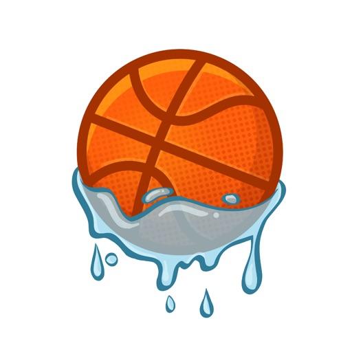 Ballermojis- Talk Trash Basketball Sticker Emojis