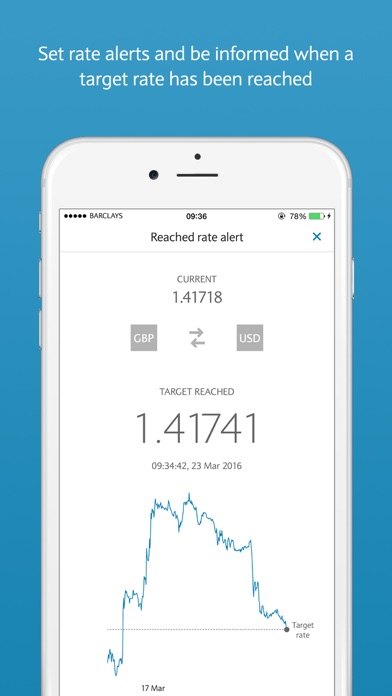 FX Currency powered by Barclays screenshot four