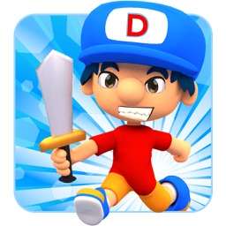 Super Drak Boy Jungle Adventure World