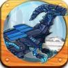 恐龙世界-机械恐龙拼图儿童乐园