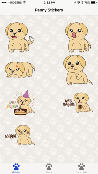 Penny the Labrador screenshot one