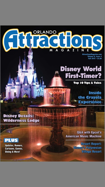 Attractions Magazine screenshot-3