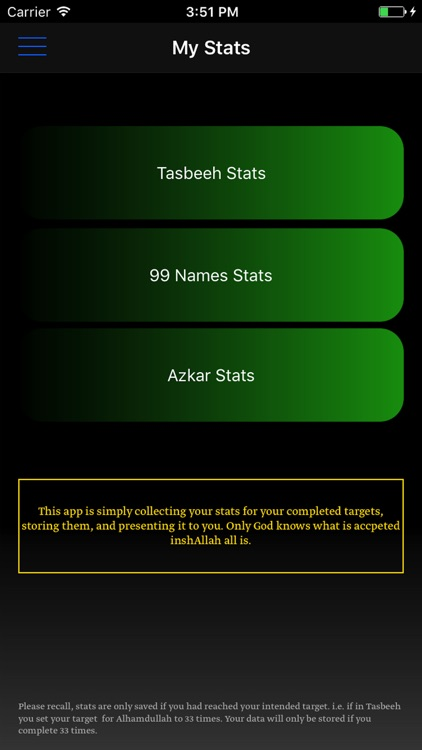 Dhikr Allah screenshot-4