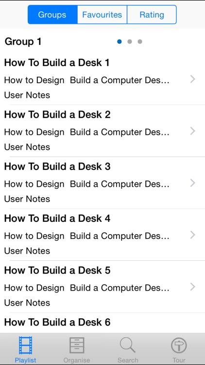 How To Make A Desk