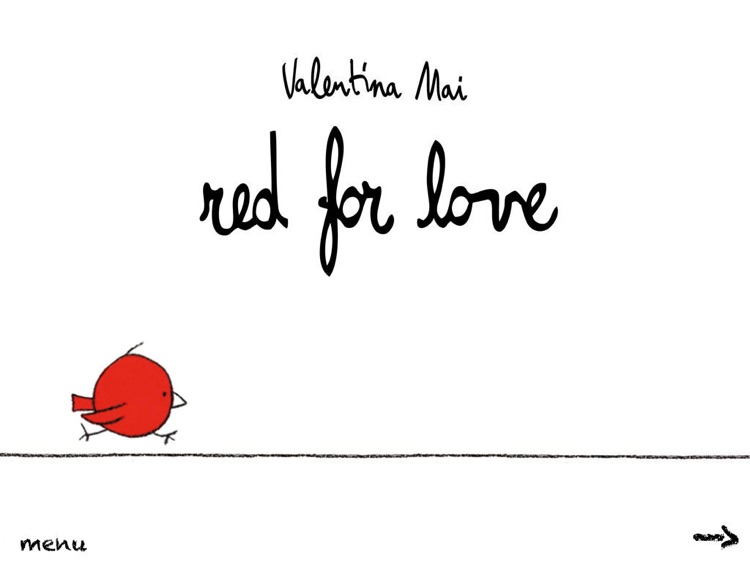 Red for love