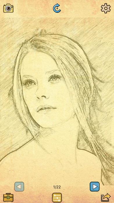 Photo Sketch - Doodle EffectsScreenshot von 1