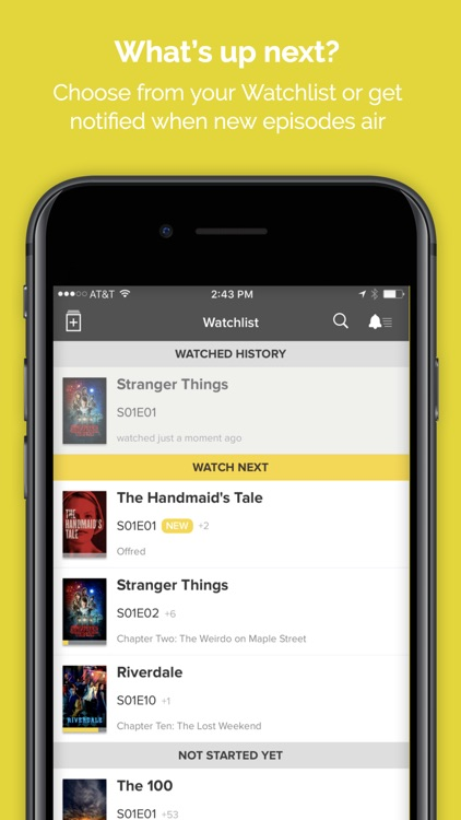 TV Time: TV Show Tracker for TV Fans (TVShow Time)