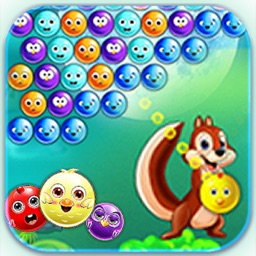 Amazing Bubble Shooter Pet Rescue