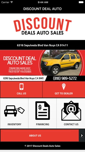 Discount auto manual various owner manual guide discount deal auto sales on the app store rh itunes apple com discount auto repair manuals discount auto group fandeluxe Gallery