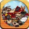 Dinosaur Puzzle-Childrens Games