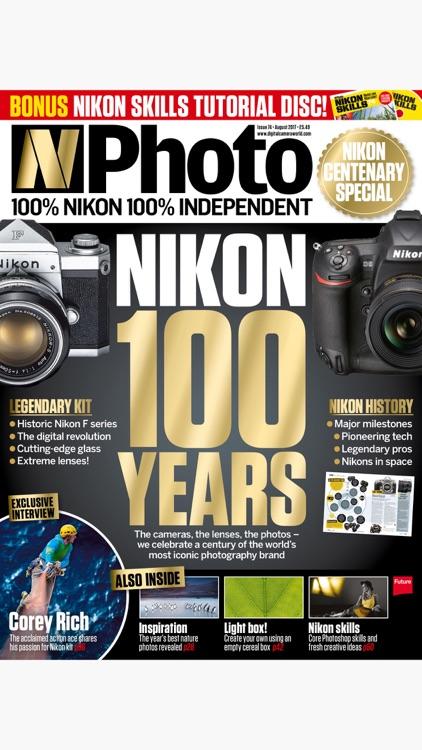 N-Photo: the Nikon photography magazine