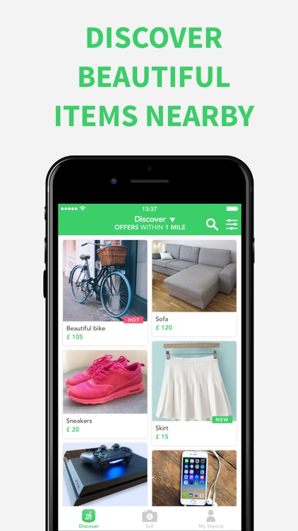 Shpock Boot Sale & Classifieds App. Buy & Sell app image