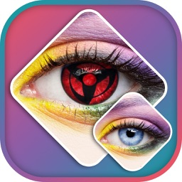 Shagian Eyes Photo Editor -Shagian Eyes Sticker