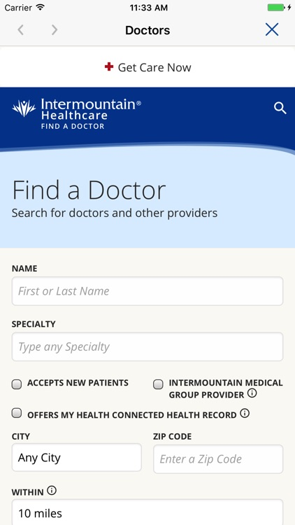 Intermountain Health Hub screenshot-2