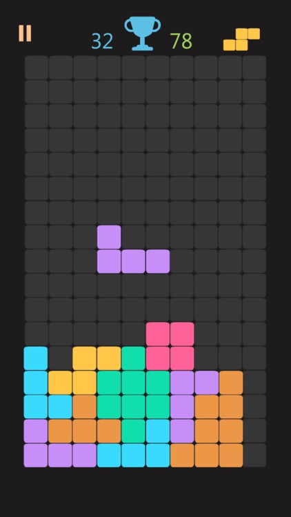Block Puzzle - Classic Puzzle Game screenshot-1