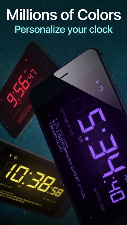 Alarm Clock HD screenshot-3
