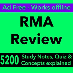 Registered Medical Assistant Exam Prep- 5200 Terms