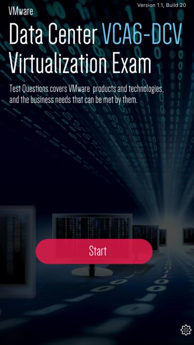 VCA6-DCV -Data Center Virtualization Exam Question screenshot 1