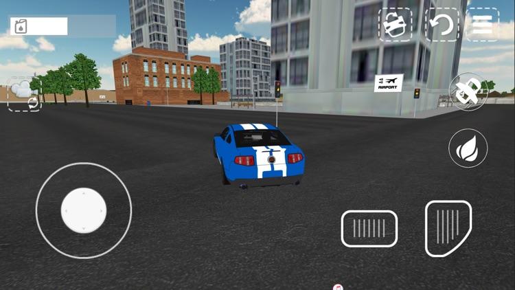 Flying Car Driving Simulator 3D