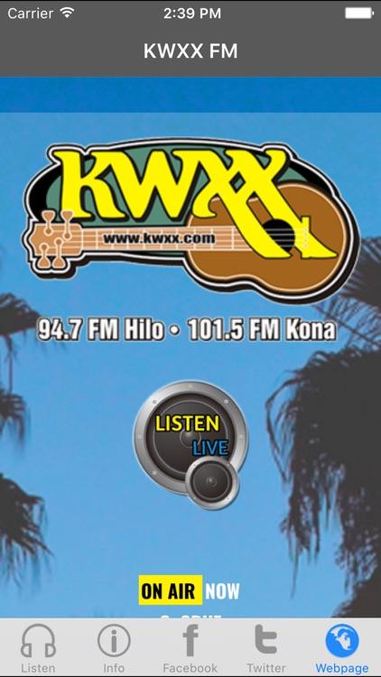 KWXX FM screenshot-4