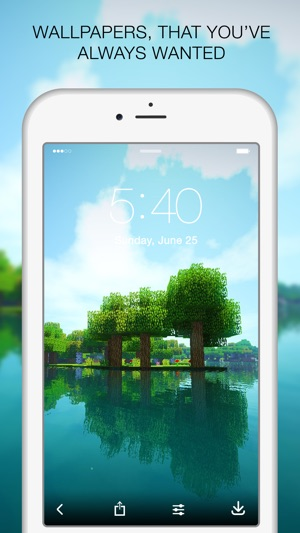 Wallpapers Pictures For Minecraft On The App Store