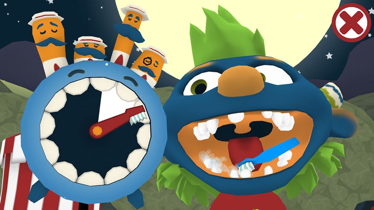Brusheez - The Little Monsters Toothbrush Timer screenshot-0