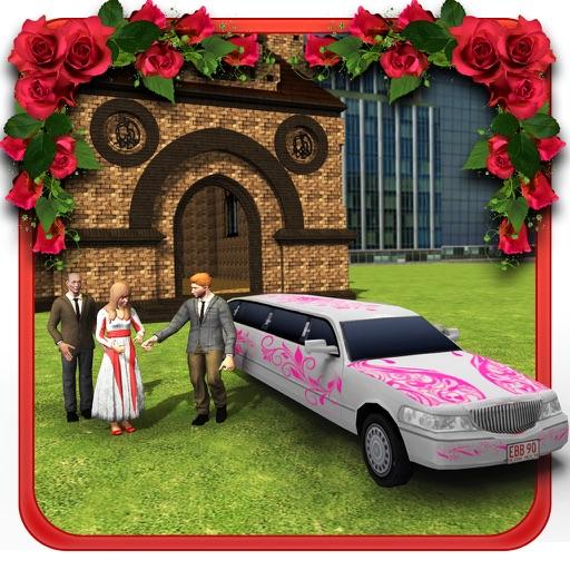 Chapel 3D Wedding Parking – Luxury Limo Simulator