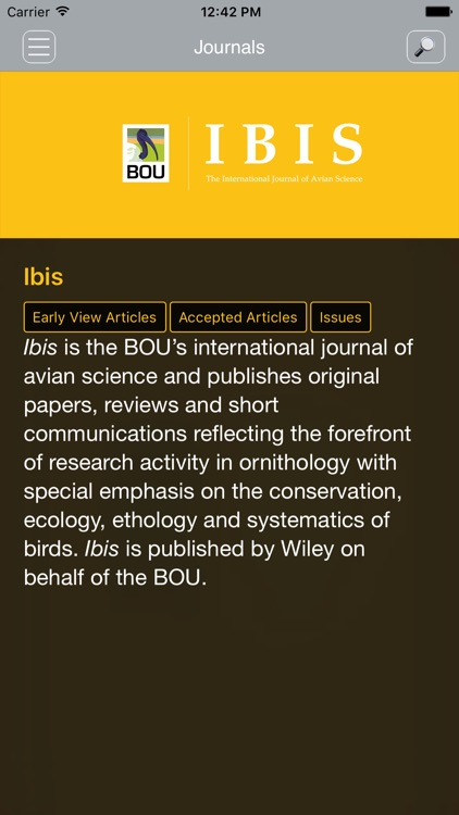 Ibis screenshot-0
