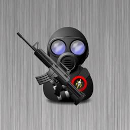 GunMojis - Awesome Gun Emojis And Stickers