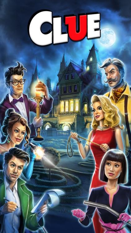Clue: The Classic Mystery Game screenshot-0