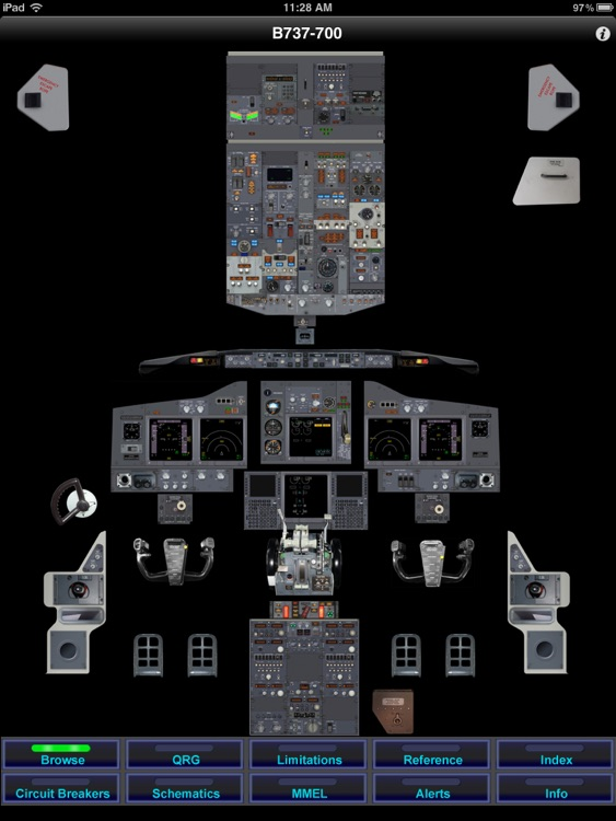 B737 Cockpit Companion screenshot-0