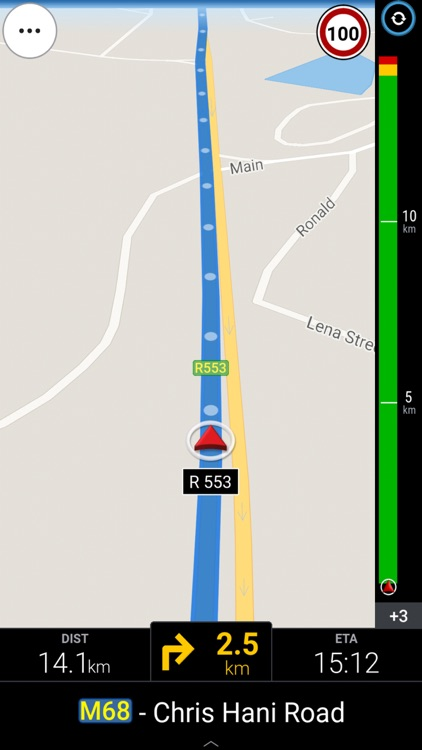 CoPilot Southern Africa - Offline GPS Navigation screenshot-4