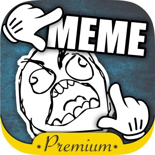 Meme Generator & Make your own memes – Pro