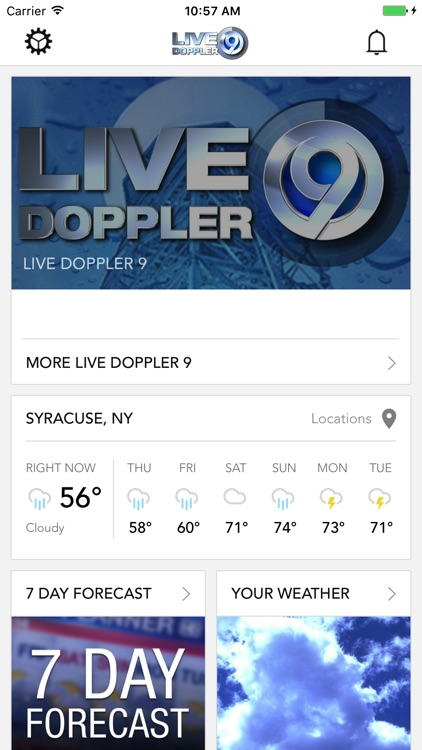 Storm Team 9 WSYR Syracuse
