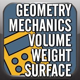 METACalculator: Section, Solid & Weight properties