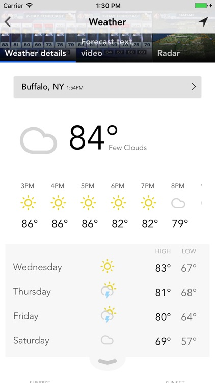 WIVB News 4 - Buffalo News and Weather screenshot-3