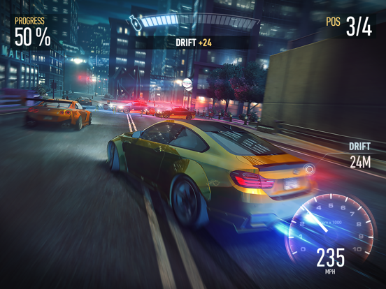 Screenshot #5 for Need for Speed™ No Limits