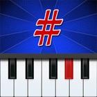 Piano Sharp HD Lite icon