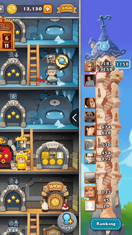 Monster Busters: Match 3 Puzzle screenshot-4