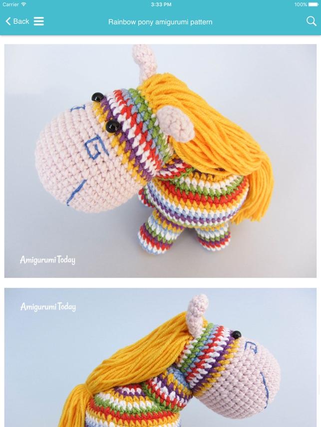 Amigurumi Today - crochet patterns and tutorials on the App